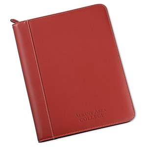 Lamis Zippered Padfolio Main Image