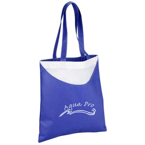 Polypropylene Scoop Tote