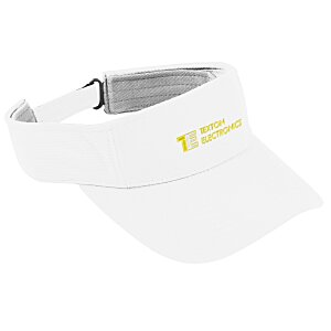 Dry Mesh-Back Visor - Embroidered Main Image