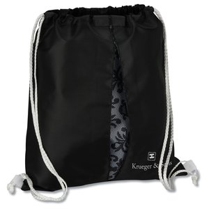 Peekaboo Print Sportpack - Black Lace - Closeout Main Image