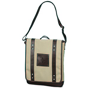 Avenue Vertical Laptop Messenger Main Image
