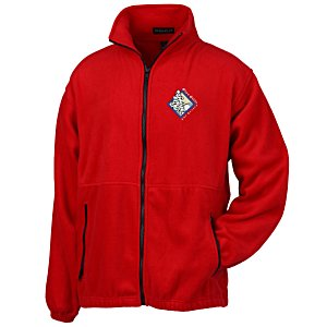 Ultra Club Iceberg Fleece Full-Zip Jacket Main Image