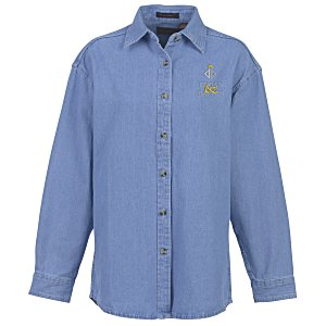 Ultra Club Denim Shirt - Ladies' Main Image