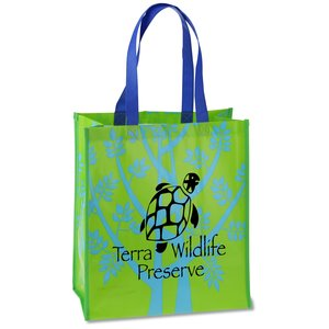 Laminate Design Tote - Closeout Main Image