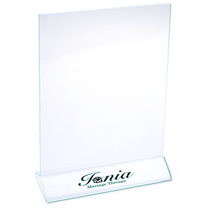 "Countertop Sign Holder - 11"" x 8-1/2"" Main Image"