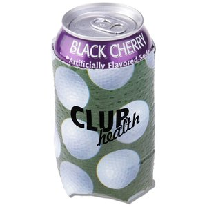 PhotoGraFX Can Holder - Golf Balls - Closeout Main Image