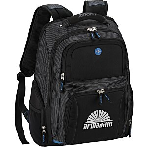 Zoom Checkpoint-Friendly Laptop Backpack Main Image