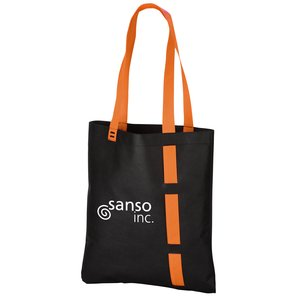 Threaded Handle Tote - Closeout Main Image