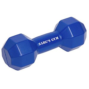 Dumbbell Stress Reliever - 24 hr Main Image