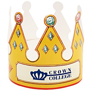 Paper Jeweled Crown Main Image