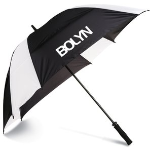 Madison Square Double Canopy Umbrella - Closeout Main Image