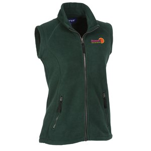 Katahdin Tek Fleece Vest - Ladies' - 24 hr Main Image