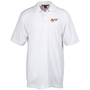 Harriton 5.6 oz. Easy Blend Polo - Men's - 24 hr Main Image