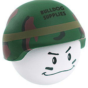 Soldier Mad Cap Stress Reliever - 24 hr Main Image