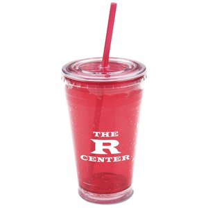 Cool Gear Chiller Tumbler w/Straw - 20 oz. Main Image
