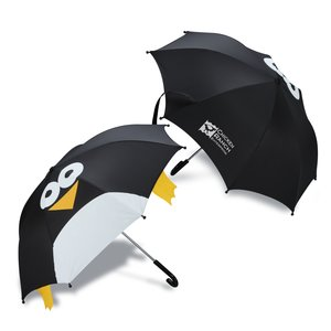 totes Critter Umbrella - Penguin Main Image