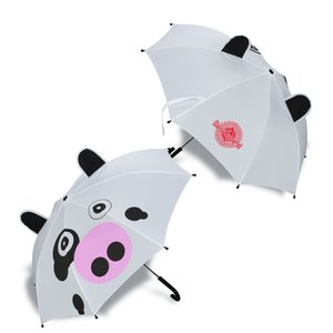 totes Critter Umbrella - Cow Main Image