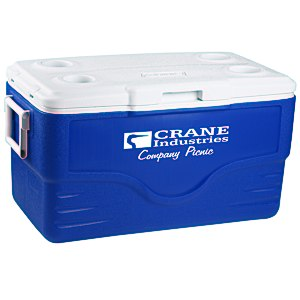 Coleman 50-Quart Cooler Main Image