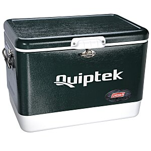 Coleman 54-Quart Classic Steel Belted Cooler Main Image