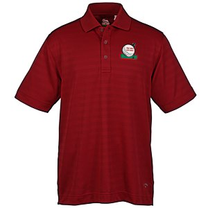 Callaway Textured Performance Polo - Men's Main Image
