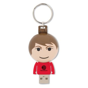 Ball USB People - 2GB - Male Main Image