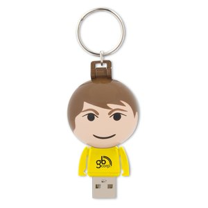 Ball USB People - 4GB - Male Main Image