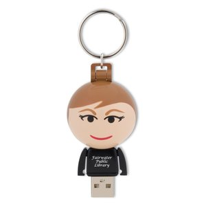 Ball USB People - 1GB - Female Main Image