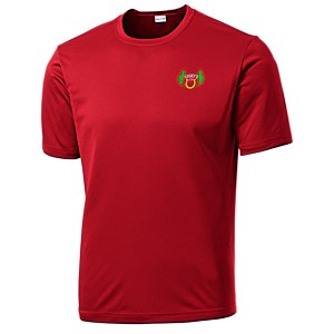 Contender Athletic T-Shirt - Men's - Embroidered