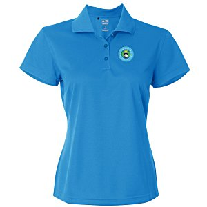 adidas ClimaLite Basic Polo - Ladies' Main Image