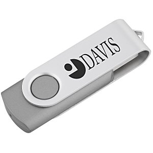 Swing USB Drive - 8GB - 24 hr Main Image