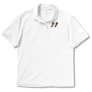 Anvil Stain Repel Sport Shirt - Ladies' - White Main Image