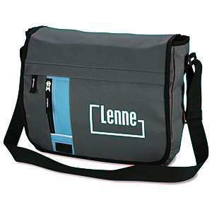Motivated Business Messenger Bag Main Image