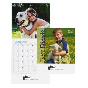 Best Friends Calendar - Mini Main Image