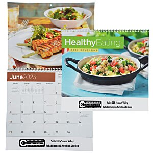 Healthy Eating Calendar Main Image