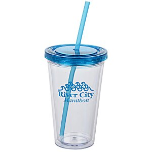 Color Scheme Spirit Tumbler - 16 oz. - 24 hr Main Image