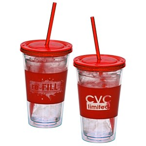 Liquidate Color Scheme Spirit Tumbler - 16 oz. - 24 hr