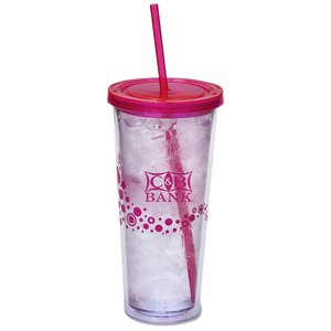 Dotty Color Scheme Spirit Tumbler - 20 oz. - 24 HR Main Image