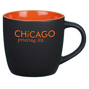 Riviera Ceramic Mug - 10 oz. Main Image