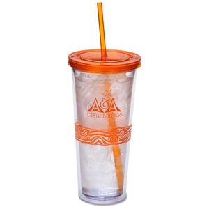 Catty Color Scheme Spirit Tumbler - 20 oz. - 24 hr Main Image