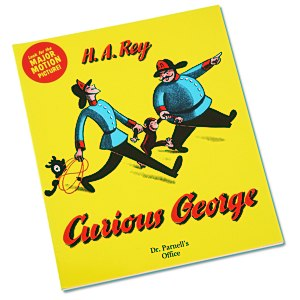 Curious George Main Image