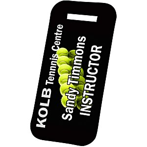 "Value Lanyard Card - 3"" x 1-1/2"""