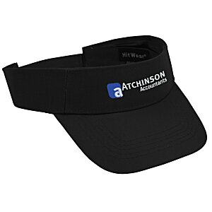 Polyester Visor - Embroidered Main Image