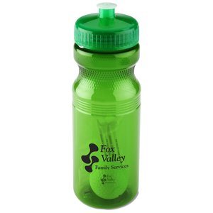 Golf Ball Tees Bottle Kit - Closeout Main Image