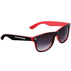 Risky Business Sunglasses - Two Tone - 24 hr Main Image