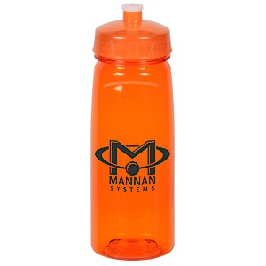 PolySure Grip 'N Sip Water Bottle - 24 oz. Main Image