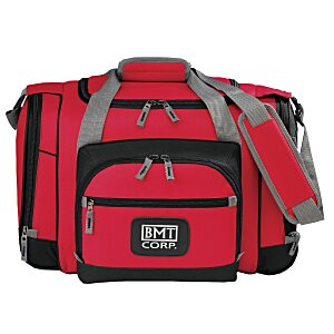 24-Can Convertible Duffel Cooler - 24 hr Main Image