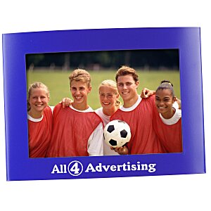 "4"" x 6"" Curve Photo Frame - 24 hr Main Image"