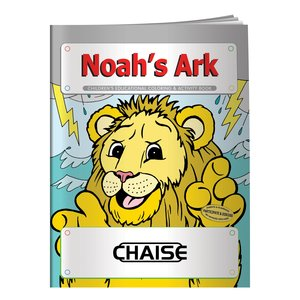 Noah's Ark Coloring Book - Overstock Main Image