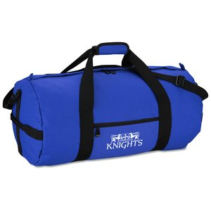 Double Barrel Bag - Closeout Main Image