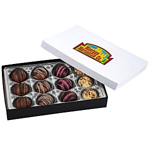 Truffles - 12 Pieces - Full Color Main Image